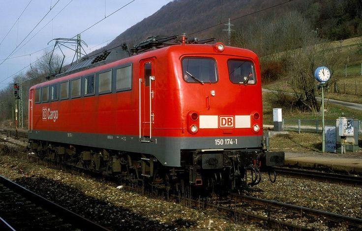 BR 150  Deutsche Bahn Cargo