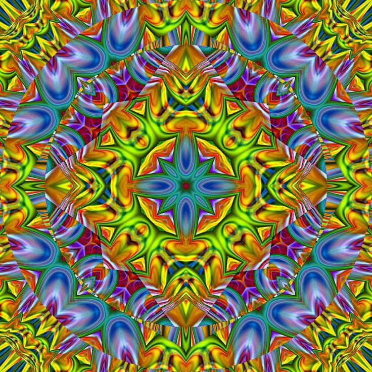 kaleidoscope images - Norton Safe Search