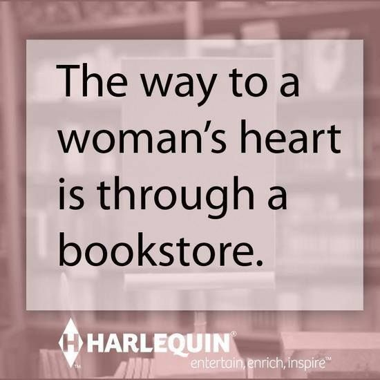 It certainly is for me - That is why I married a librarian 50 years ago...