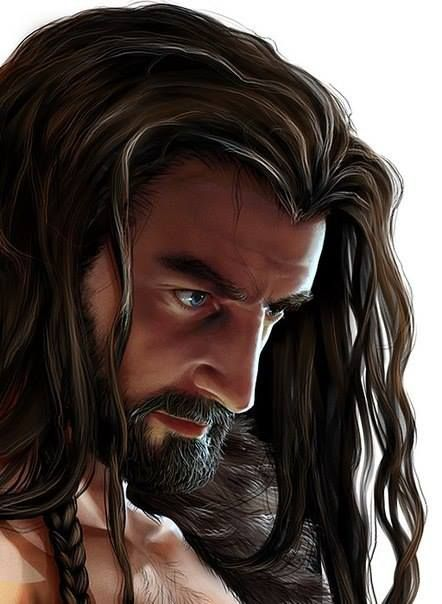 King Thorin from Richard Armitage Bulgaria's facebook page
