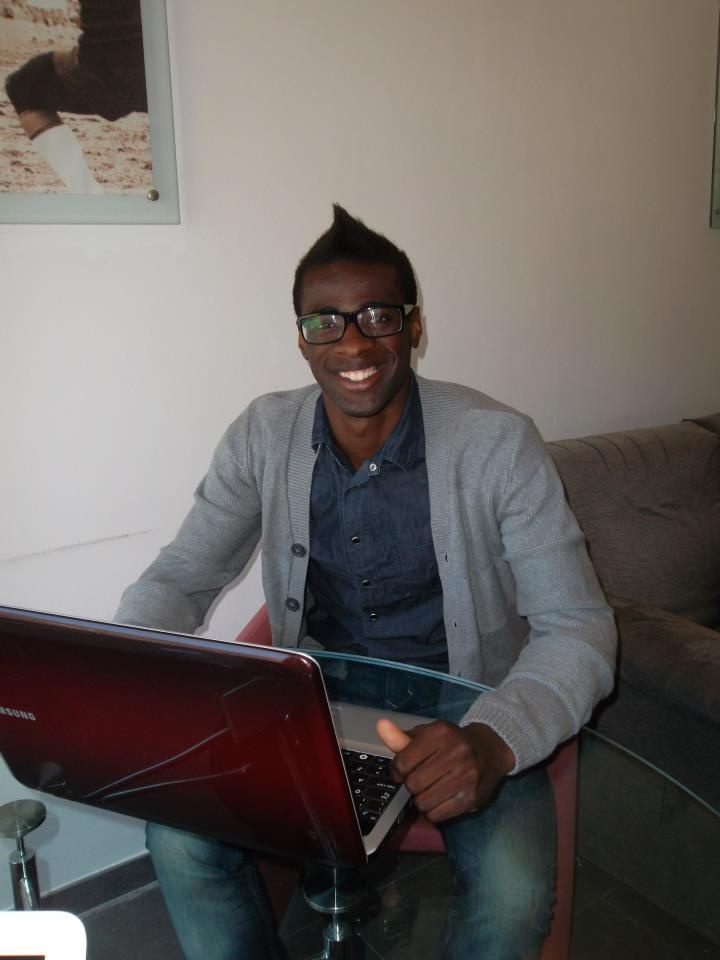 Pedro Obiang in chat on www.facebook.com/sampdoria