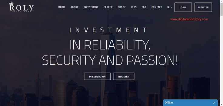 AboutRoly-investment.org Roly Investment is a community of retired former hedge fund banks that have over 17 years of experience on Wall Street. The team behind Roly Investment consists of 10 members who are retired traders of Quantum Funds, Bridgewater Associates, JP Morgan Asset Management,