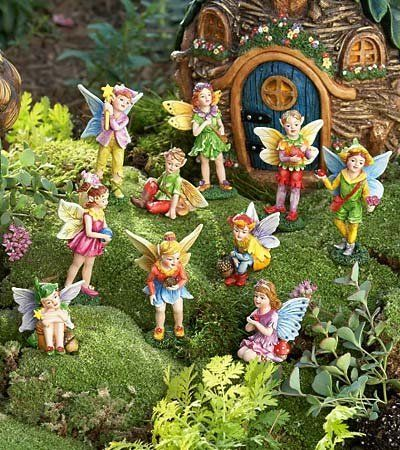 Fairies For The Garden A Collection Of Other Ideas To Try