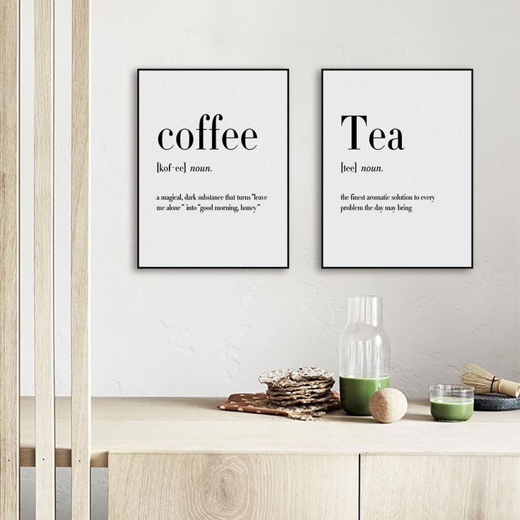 Aliexpress.com: Comprar Moderno Negro Blanco Café Comida Cotizaciones A4 Carteles Nordic Cocina Salón de Arte de la Pared de Imágenes Decoración Lienzo Pintura Sin marco de art pictures fiable proveedores en Mild Art Prints Store