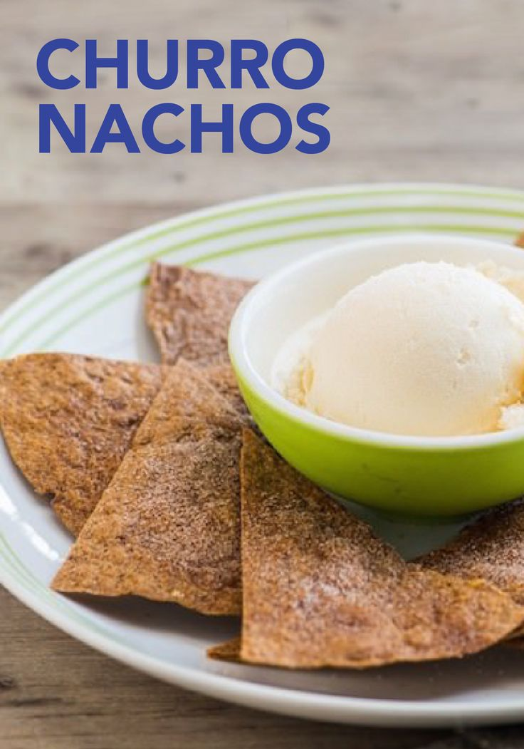 For a quick and easy after-school snack idea, try these Churro Nachos. This recipe hack is simple to make by topping homemade tortilla chips with cinnamon sugar. Serve them with a scoop of Vanilla Bean Edy's® Slow Churned® Light Ice Cream. This shareable snack is the perfect way to spend time with your family after a busy school day.