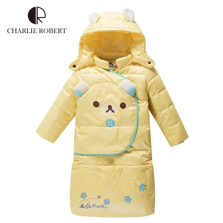 Actionclub Newborn Baby Sleeping Bags Winter Baby Clothing Infant Bedding Envelop Duck Down Coat Sleeping Sacks Baby Girls&Boys