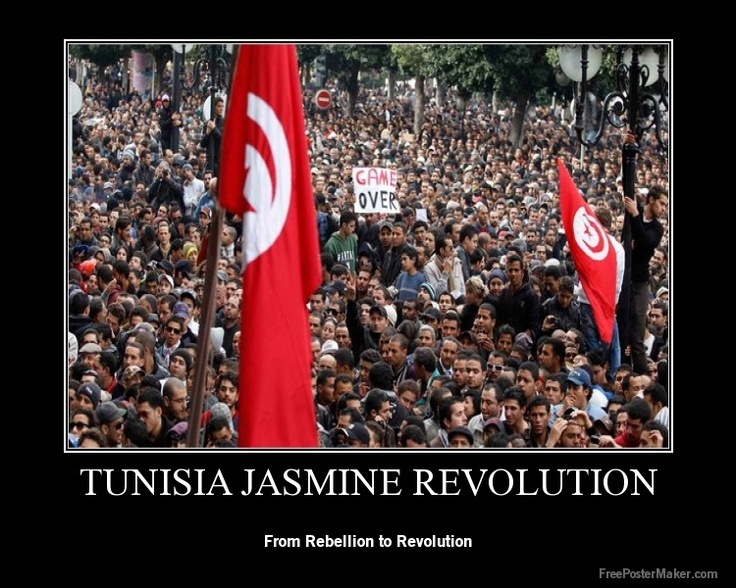 jasmine revolution Tunisia - the jasmine revolution: (for coverage of unrest in tunisia in 2011, see jasmine revolution) in january 2011 ben ali was forced out of power by a popular uprising that came to be.