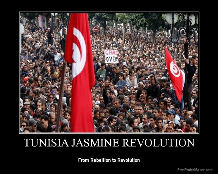 The Jasmine Revolution changes Tunisia.