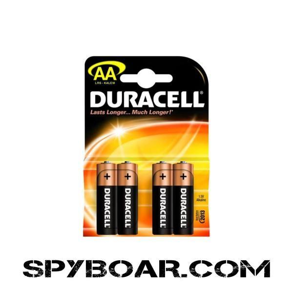 Alkalni Baterii Alkalni Baterii Duracell Tip Aa 1 5 V 4 Broya Duracell Alkaline Battery Automatic Feeder