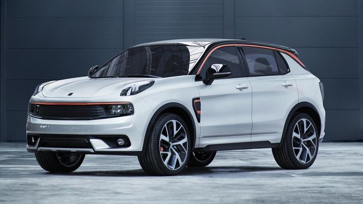 Geely-Volvo joint venture unveils new Lynk