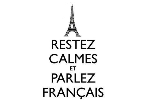 parlez francais