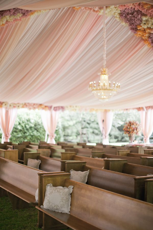 Church ceremony  ... #White #Pastel #Rose #Pale #Pink #Blush Wedding... #Wedding #Ideas for brides, grooms, parents & planners ... https://itunes.apple.com/us/app/the-gold-wedding-planner/id498112599?ls=1=8 … plus how to organise an entire wedding, with the money you have available. ♥ The Gold Wedding Planner iPhone #App ♥