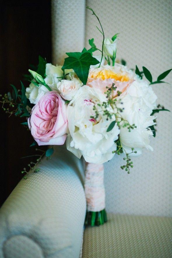 Lakeside Preppy Wedding - Preppy Wedding Style