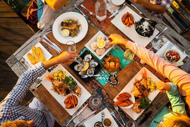 Sharing platters - Adelaide restaurant