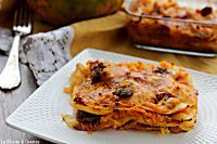 Lasagne alla zucca e salsiccia senza besciamella - Anche Bimby