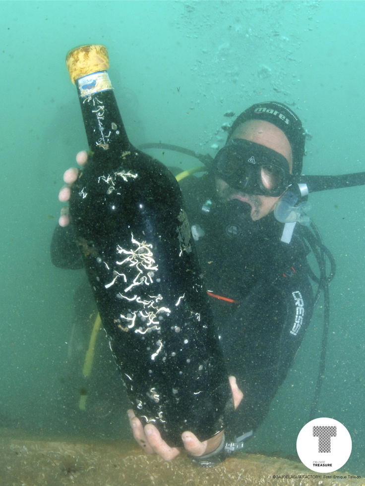 [VIDEO] Underwater Cellars in Croatia Add Taste of Sea to Wine
