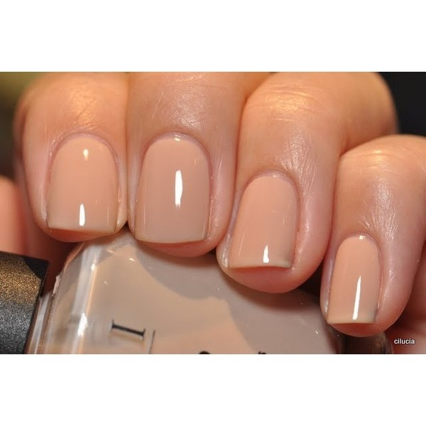 OPI Samoan Sand - the only nail polish color I wear!