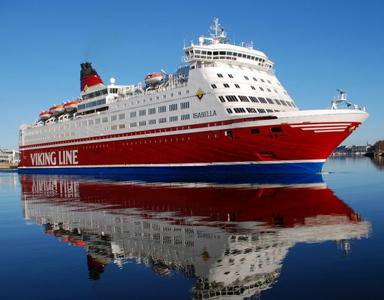 M/S Isabella (Viking Line) 1989, M/S Isabelle (Tallink Silja) 2013