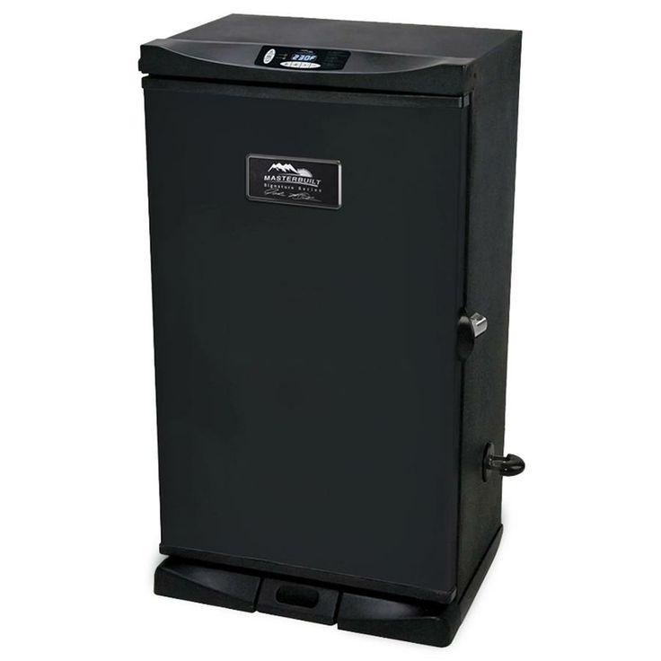 Lowe S Electric Grills Outdoor ~ Masterbuilt jmss watt electric vertical smoker common