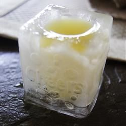 Brass Monkey  (1 1/2 ounce coconut rum  1 1/2 ounce pineapple juice  1/2 fluid ounce 151 proof rum)