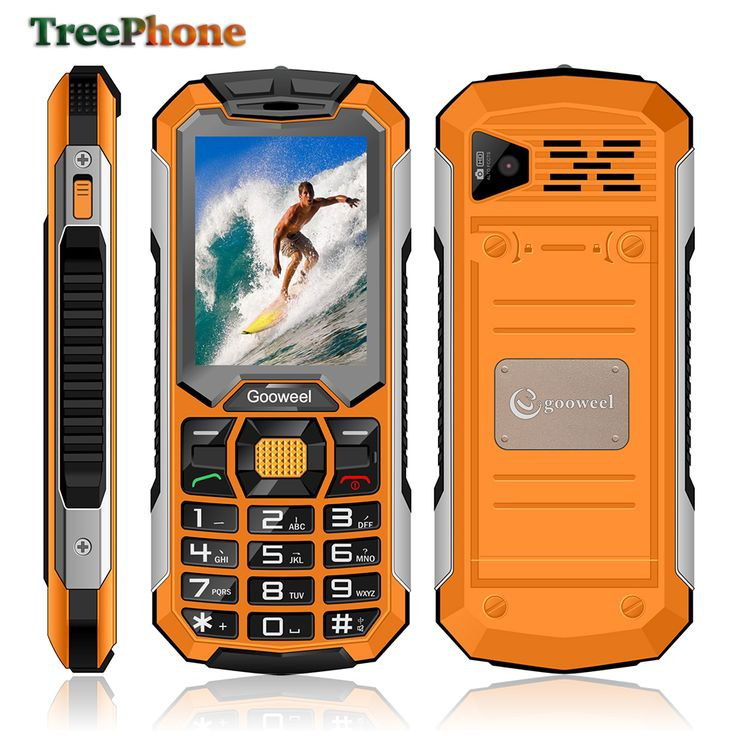 Find More Mobile Phones Information about Gooweel GW2000 Mobile phone Long standby dual sim card flashlight power bank FM radio loud speaker bluetooth unlocked cell phone,High Quality cell phones,China mobile phone Suppliers, Cheap unlocked cell phones from Treephone Store on Aliexpress.com