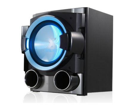 LG KSM1506 Audio - LG Minicomponent KSM1506 with power 1.580W, iPod Docking (charge), MP3 playback, USB, Auto Equalization, and Latin DJ Auto Beat Box. - LG Electronics AFRICA_EN