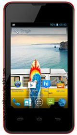 Micromax Bolt A58 Front View