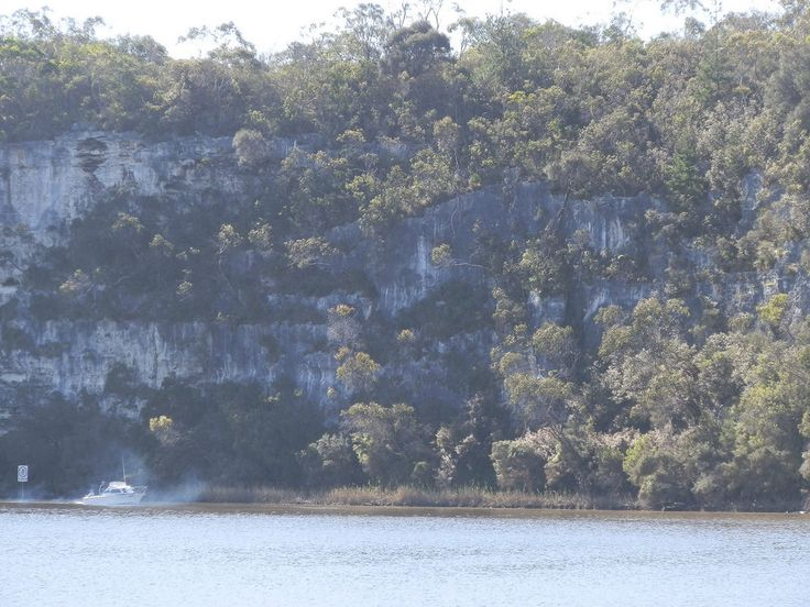 Glenelg River Cliffs, Lower Glenelg National Park via Nelson, Victoria