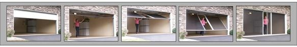 Lifestyle Garage Screens....The most versatile garage screen on the planet!