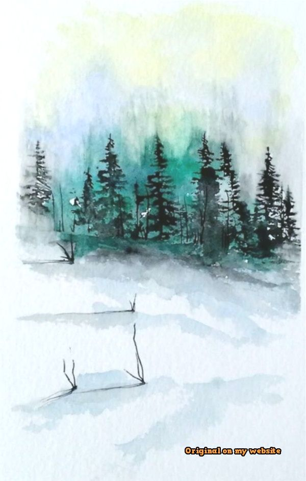 Gallery For Watercolor Ideas Tumblr Watercolor Paintings