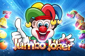 Try out the new #JumboJokerSlot | #BetSoft | Play for Fun/Real  Jumbo Joker is a classic slot from the Betsoft's creative kitchen which awards mystery wins and up to up to 32,000 coins across two reel sets.  https://www.playcasino.co.za/jumbo-joker-slot.html
