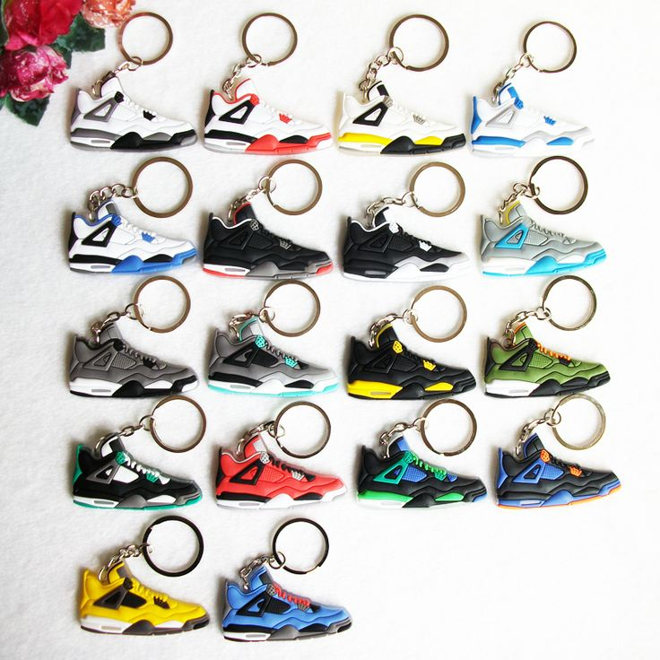 Air Jordan 4 Key Chain     Tag a friend who would love this!     FREE Shipping Worldwide     Get it here ---> http://sneakerheadnation.com/mini-jordan-4-key-chain-for-men-woman-silicone-sneaker-keychain-key-ring-key-holder-gifts-key-chain/
