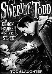 """Sweeney Todd """"The Demon Barber of Fleet Street"""" (1936)"""