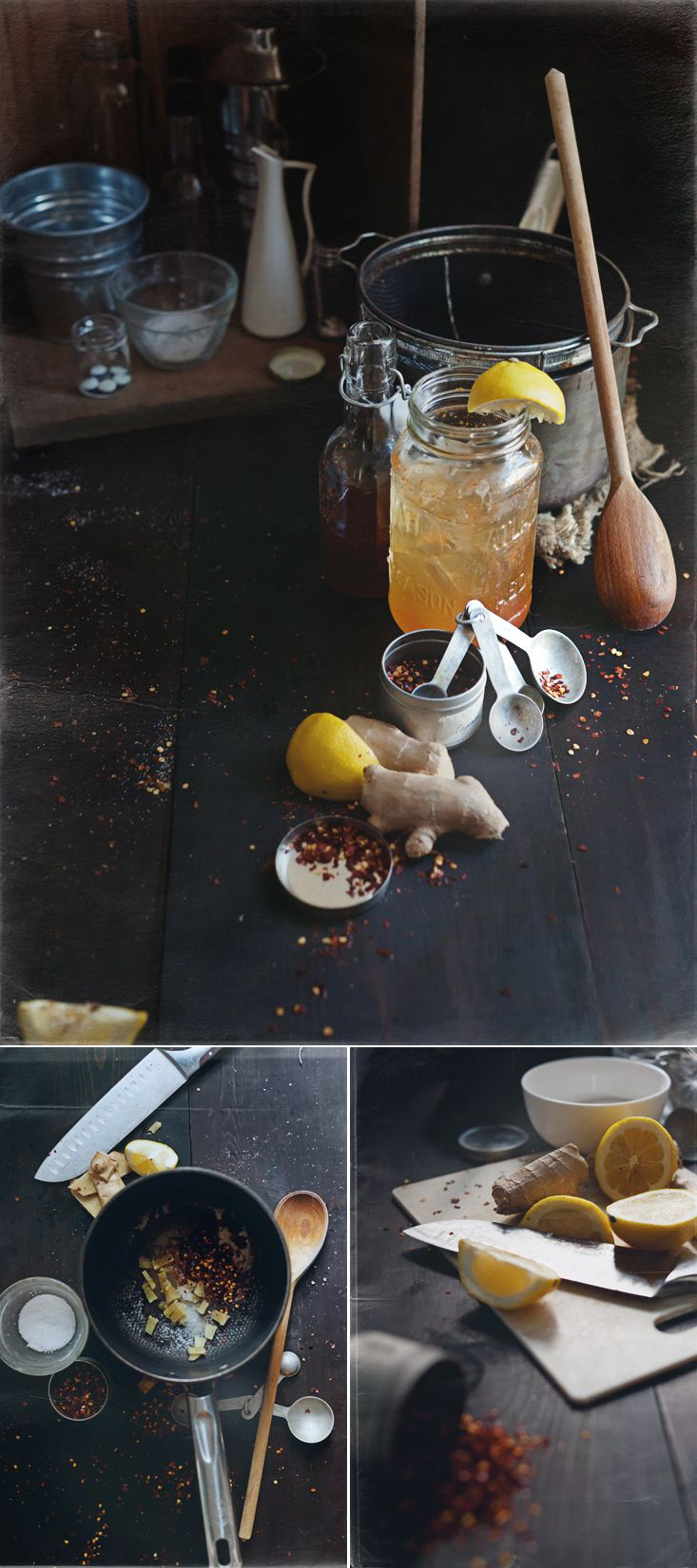 Hangover Remedy Elixer Vegan Recipe Ginger Soda Spicy Food Photography Vkrees