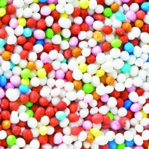 perline di zucchero multicolor www.dolcementeweb.com