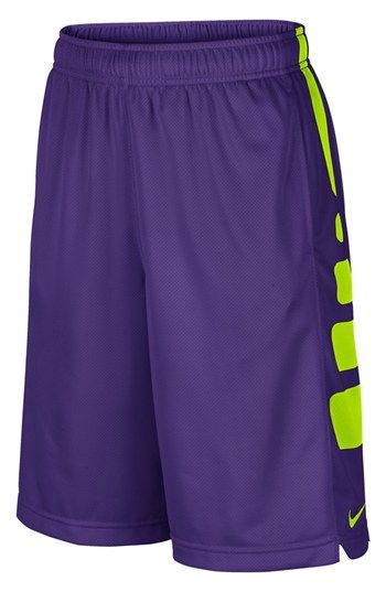 Boy's Nike 'Elite' Shorts