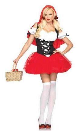 Disfraz de Caperucita Roja. Original Disfraz de Caperucita Roja. compuesto por vestido de tutú, corsé y capa con capucha. Cesta no incluida.