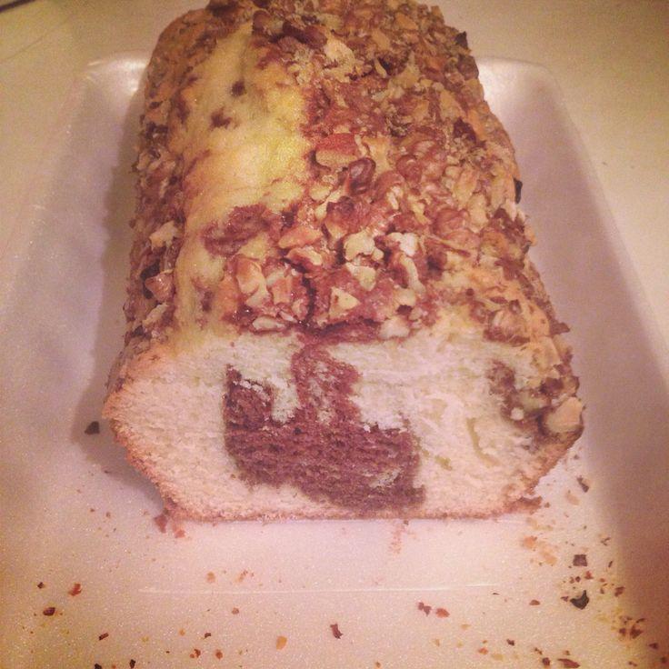 Chec cu nuci homemade #farfuriaioanei #homemade #chec #cacao #nuca #stafide