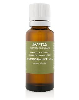 Travel tip: Travel with a few travel size essential oils. Peppermint is great for stressed skin, and it cools and invigorates.
