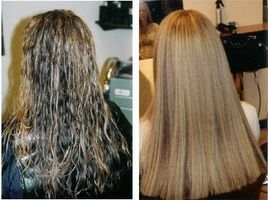 Permanent Hair Straightening Techniques thumbnail