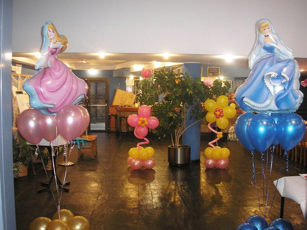 1000 images about decoracion con globos on pinterest for Decoracion con globos