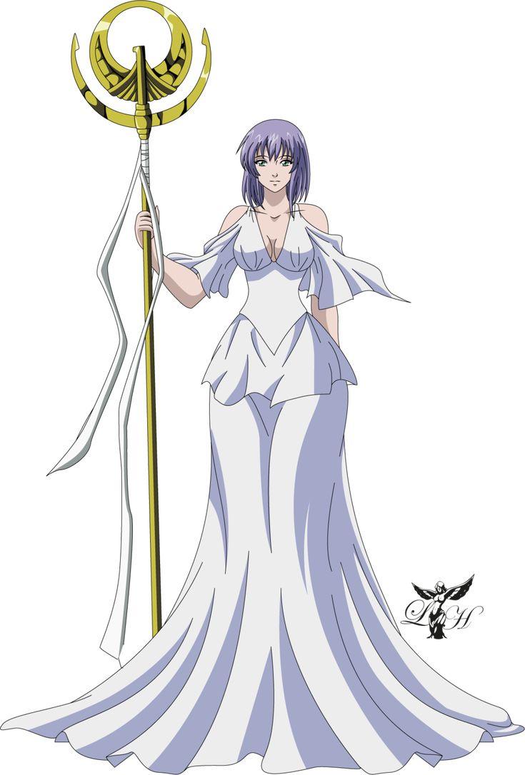 Sasha Manga Dress by LadyHeinstein.deviantart.com on @DeviantArt