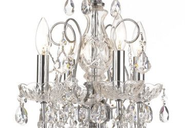 6 Top Best Miniature Chandelier