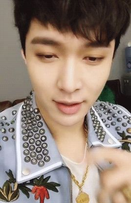 Lay. Omg it's the same jacket as Namjoon and Jackson