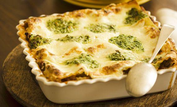 Lasagne al pesto, la ricetta per il pranzo della domenica | Cambio cuoco