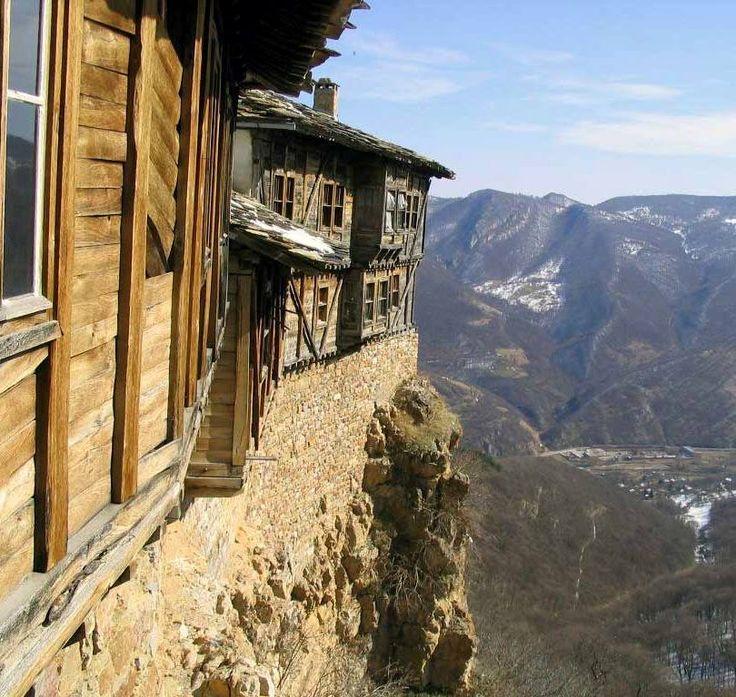 Glozhene Monastery, Bulgaria http://art.satto.org/