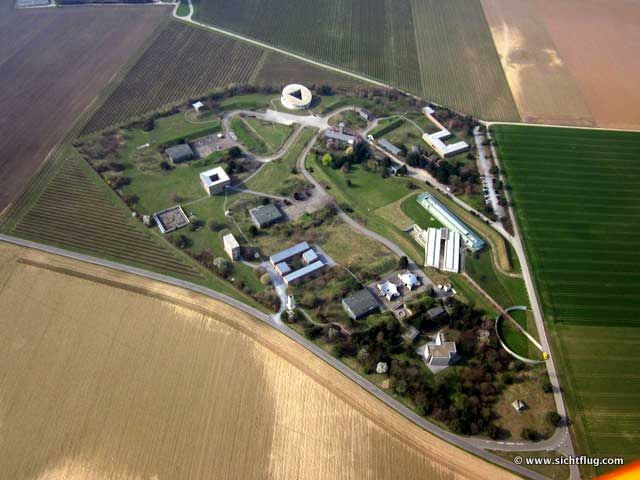 Raketenstation Hombroich | Stiftung Insel Hombroich