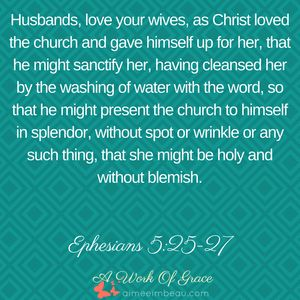 The Astounding Truth About Happy Wife, Happy Life - A Work Of Grace