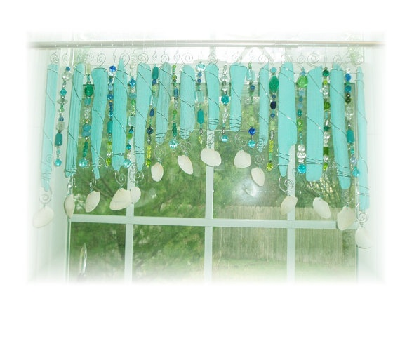 47 Best Beaded Curtains And Valances Images On Pinterest