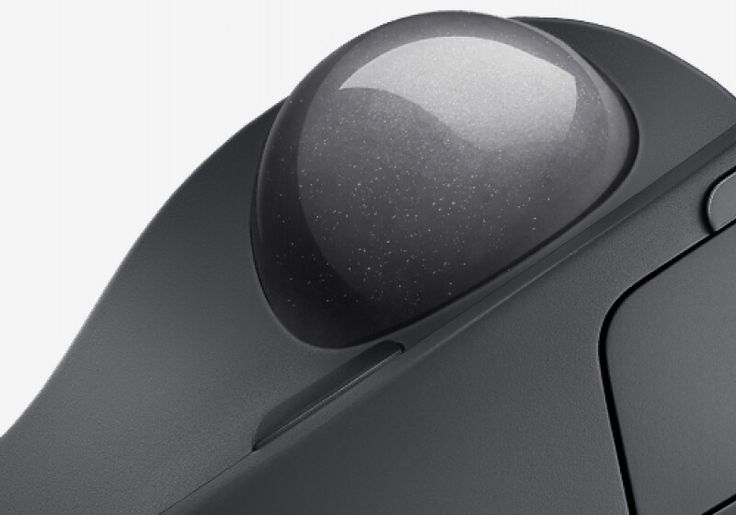 Logitech has a new trackball mouse in the MX Ergo